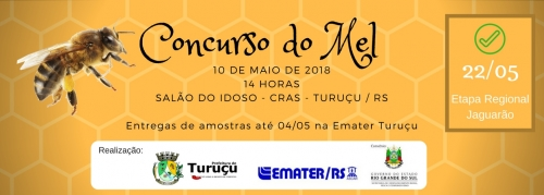 img 1º Concurso Municipal do Mel